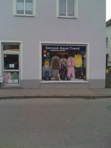 Secondhand Trend Ohlala Augsburg