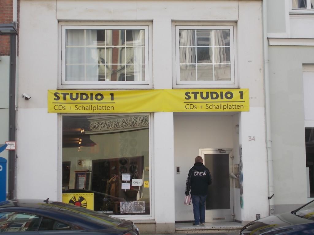 Lübeck Studio 1 - CDs und Schallplatten