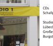 Studio 1 Lübeck CDs Schallplatten Laden