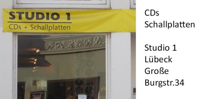 Studio 1 – gebrauchte Schallplatten und CDs in Lübeck