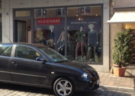 Secondhand Kleidsam
