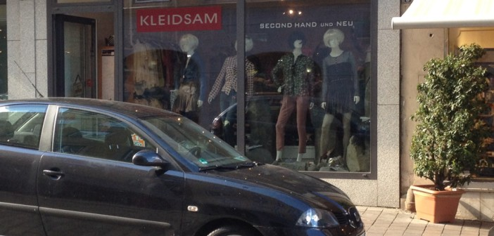 Secondhand Kleidsam