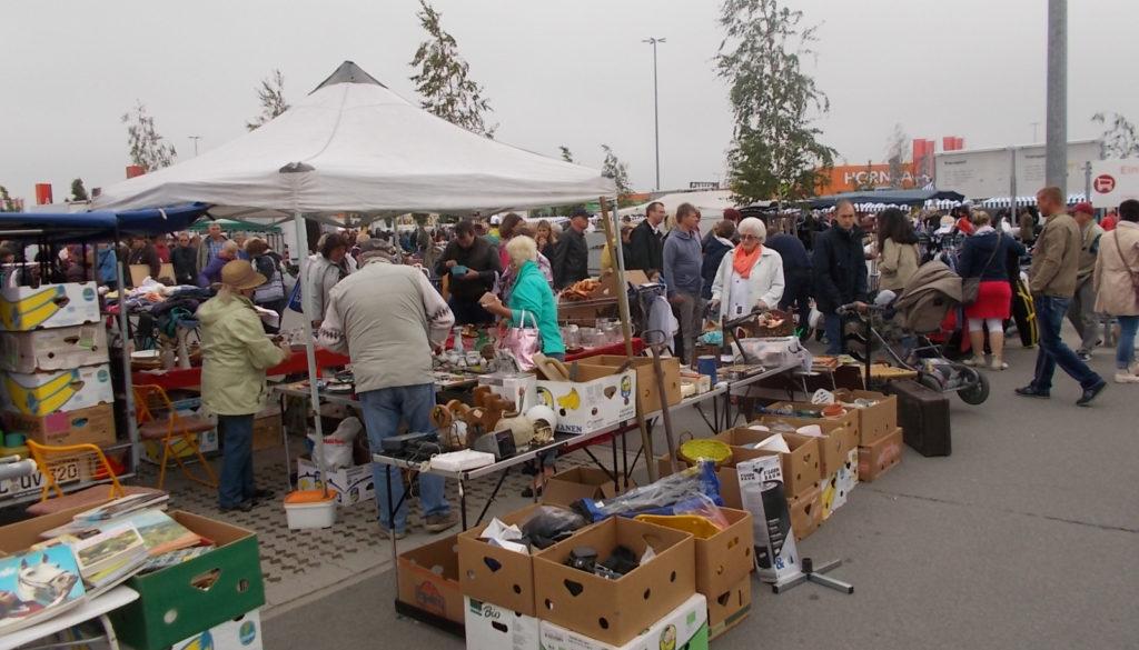 Flohmärkte In Der Sonnenstadt Freiburg Second Hand Shops Flohmärkte