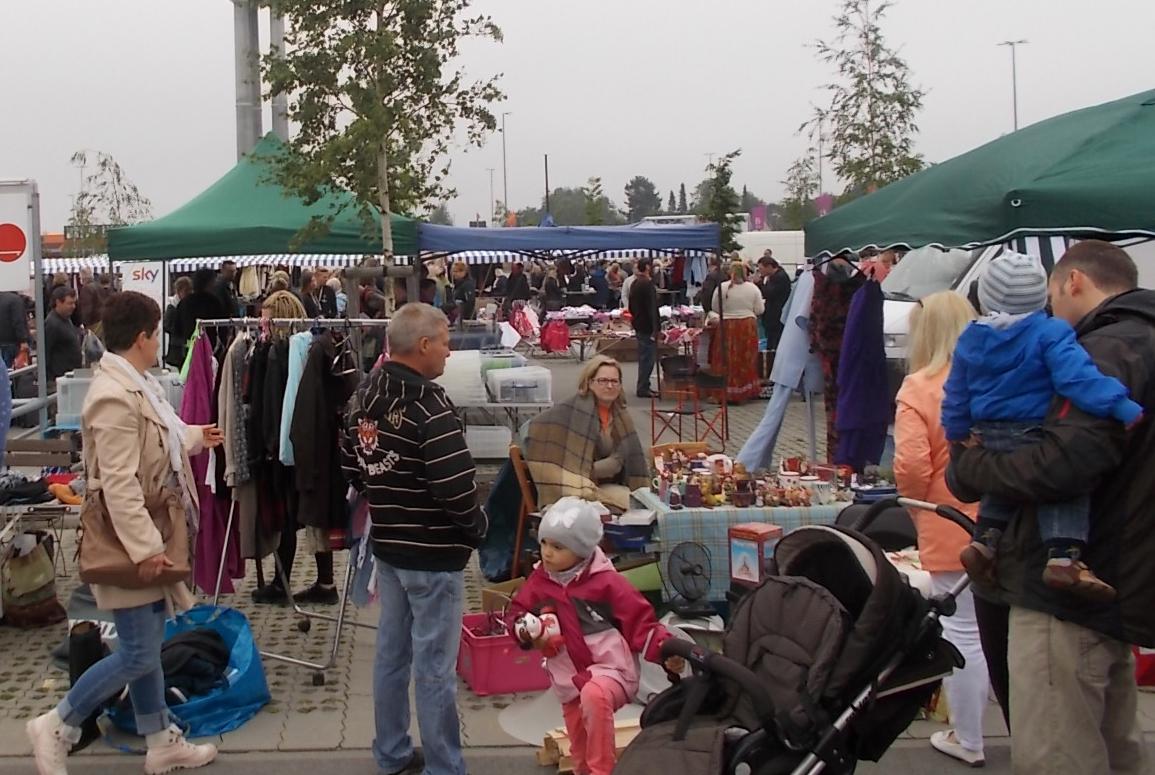 Flohmärkte In Rostock: Die Flohmarktstadt An Der Ostsee