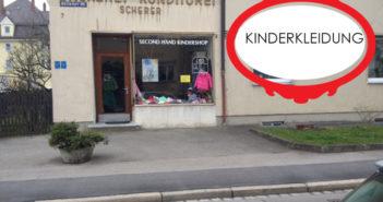 Kinderkleidung - Second Hand - Augsburg