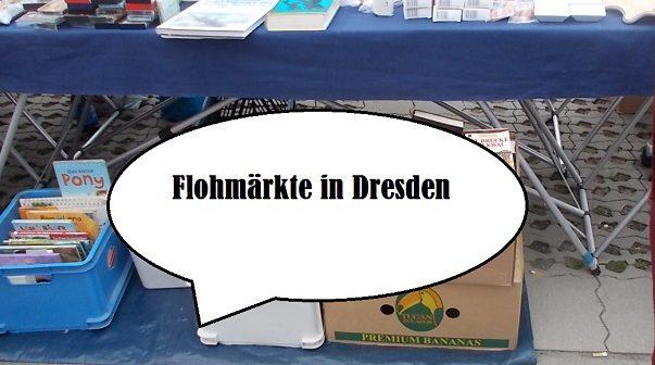 Flohmarkt Desden Übersicht