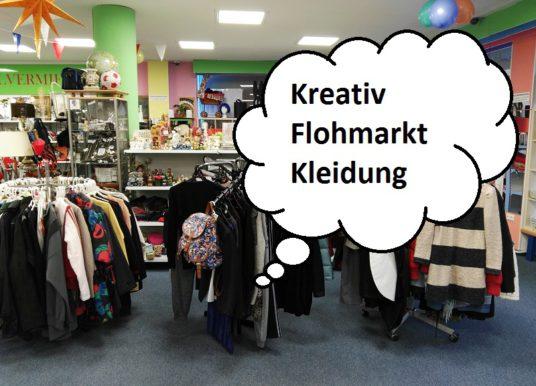 DIVERSES Kreativ & Flohmarkt Augsburg